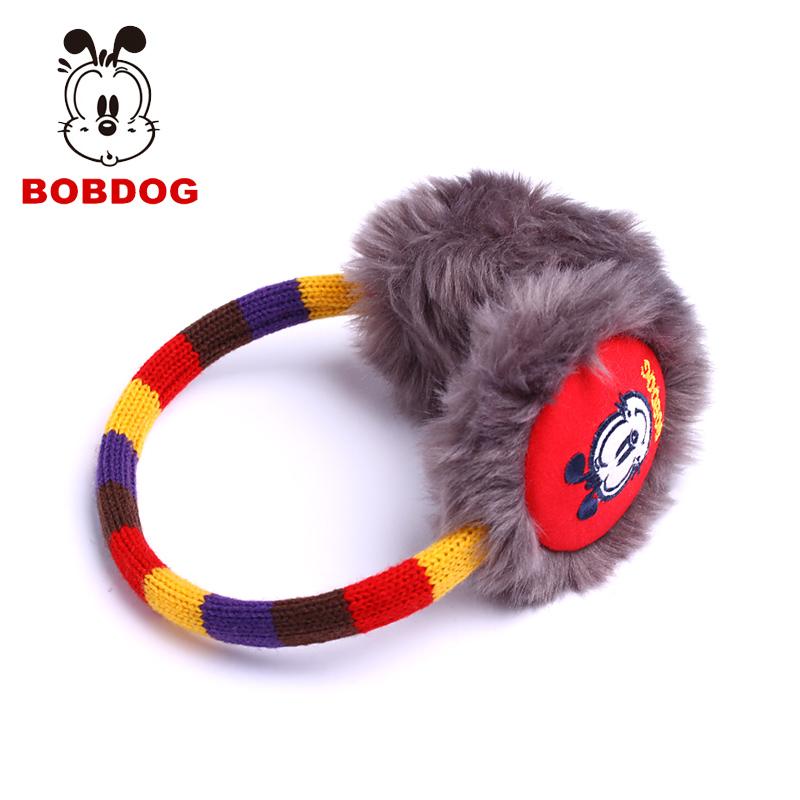 Меховые наушники детские Bobdog 622