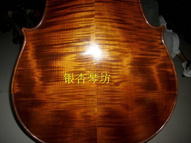 Виолончель 4/4 передовых виолончели Ke Ба, ручной гель спирта краской, материалы, передовые современные технологии