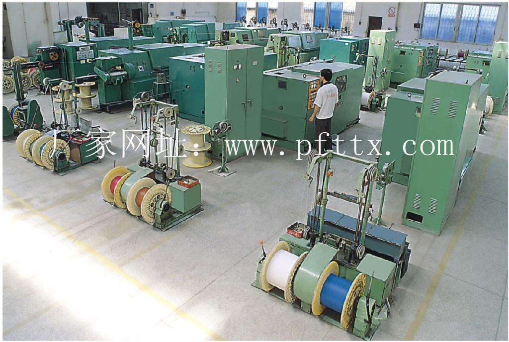 普菲特专业生产超五类室外阻水网线0.51铜包银网线厂家直销图片_5