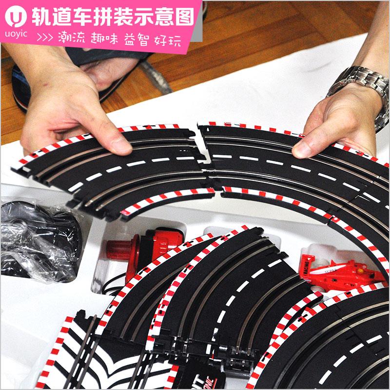 Железная дорога на электро-, радиоуправлении Yi SI  F1 5.5