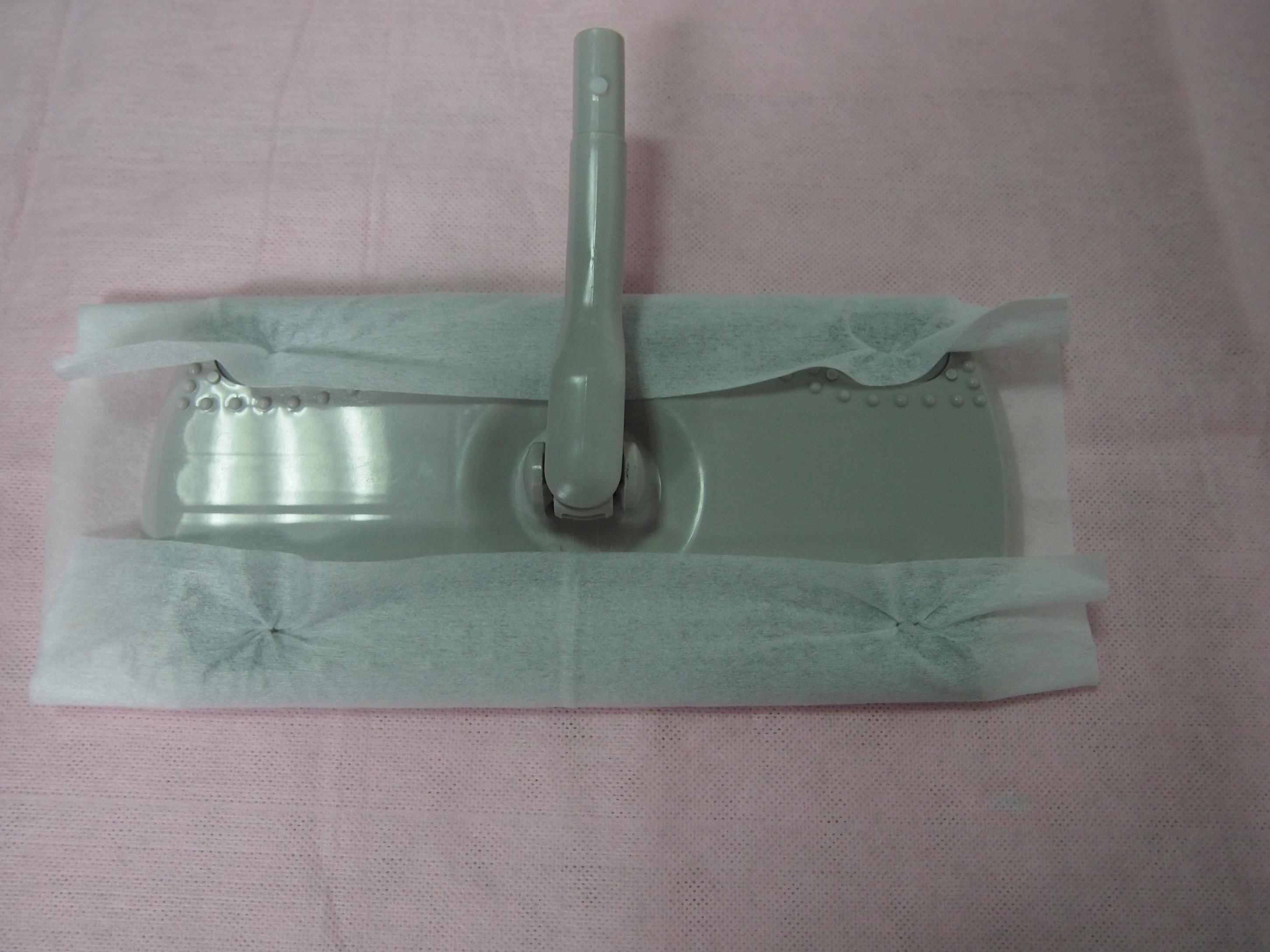 чистящее средство Электростатического MOP пыли бумага/малых/плоская швабры выходе завода (получить 5 кусочки бумаги в коробке)