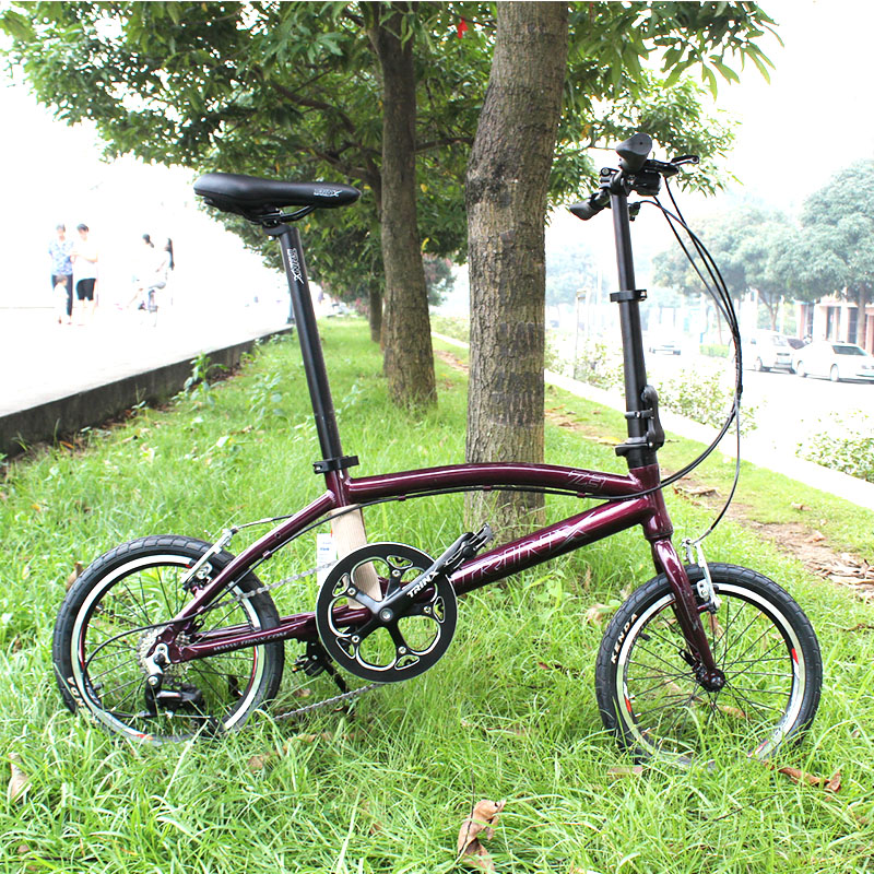 велосипед BMX Trinx Z3