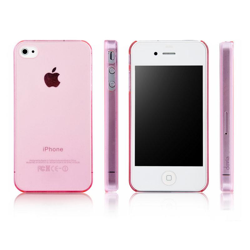 Apple чехол Диво devia Apple Apple корпуса защитные случае Apple iPhone 4 4s сплошной цвет Аксессуары