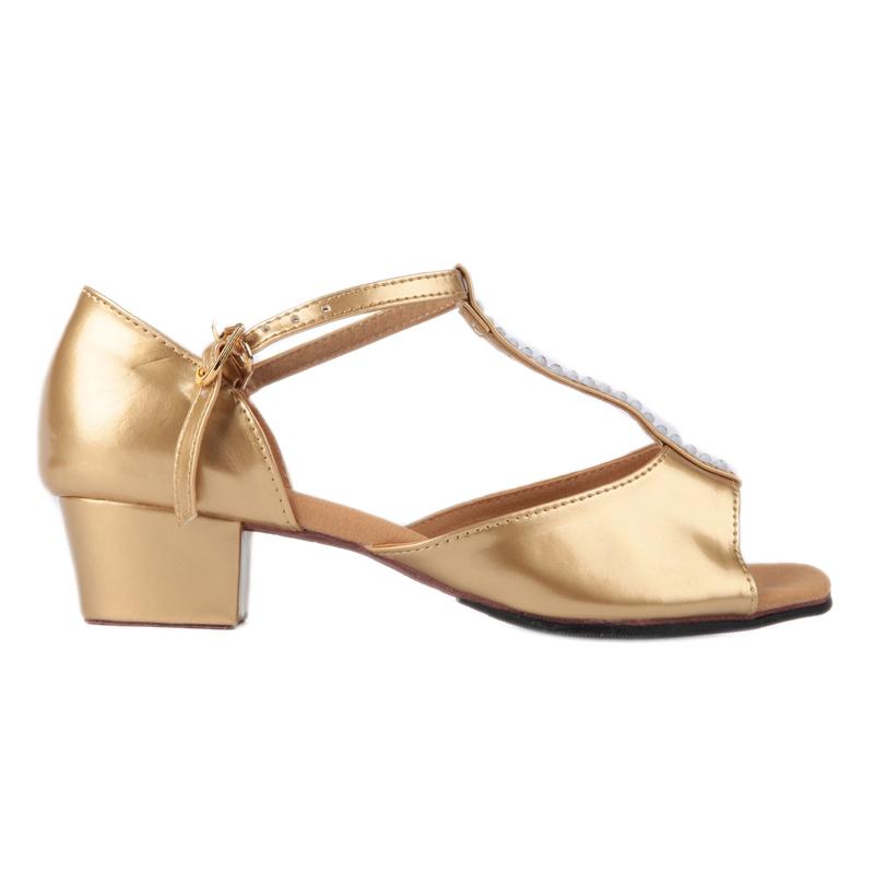 Обувь для латиноамериканских танцев Red Shoes 1207 3.5cm