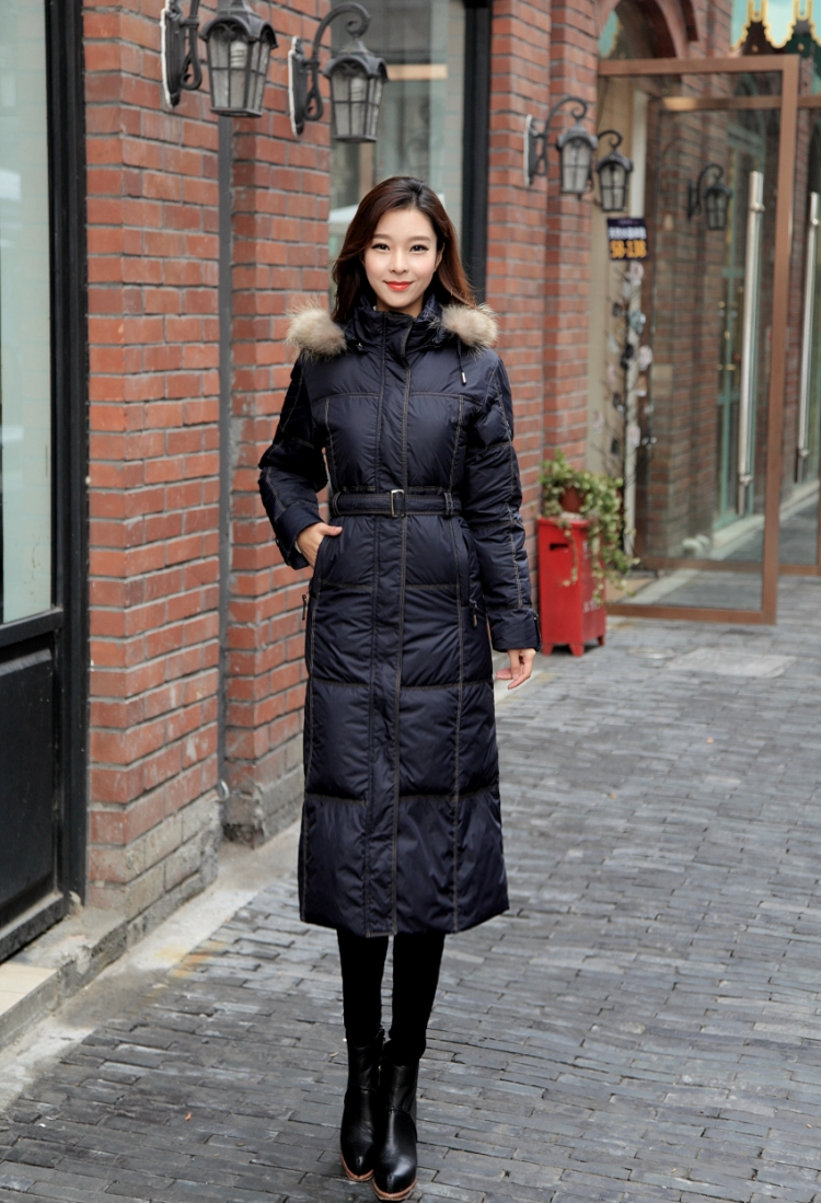 Collection Long Down Coats Pictures - Reikian