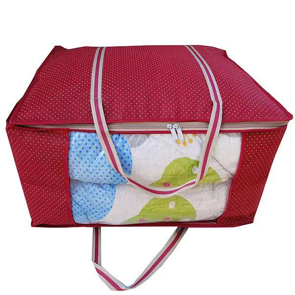 棉被 收纳 加厚/纳乐趣加厚棉被收纳袋衣物整理袋防尘袋储物袋折叠袋包邮