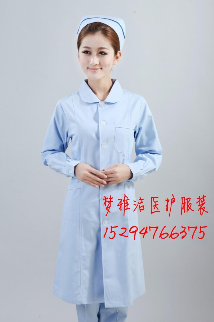 Униформа для медперсонала Подлинный свинца медсестра Соловей кукла зимние красоты одежды длинные белые пальто, которые не мяч не увядает