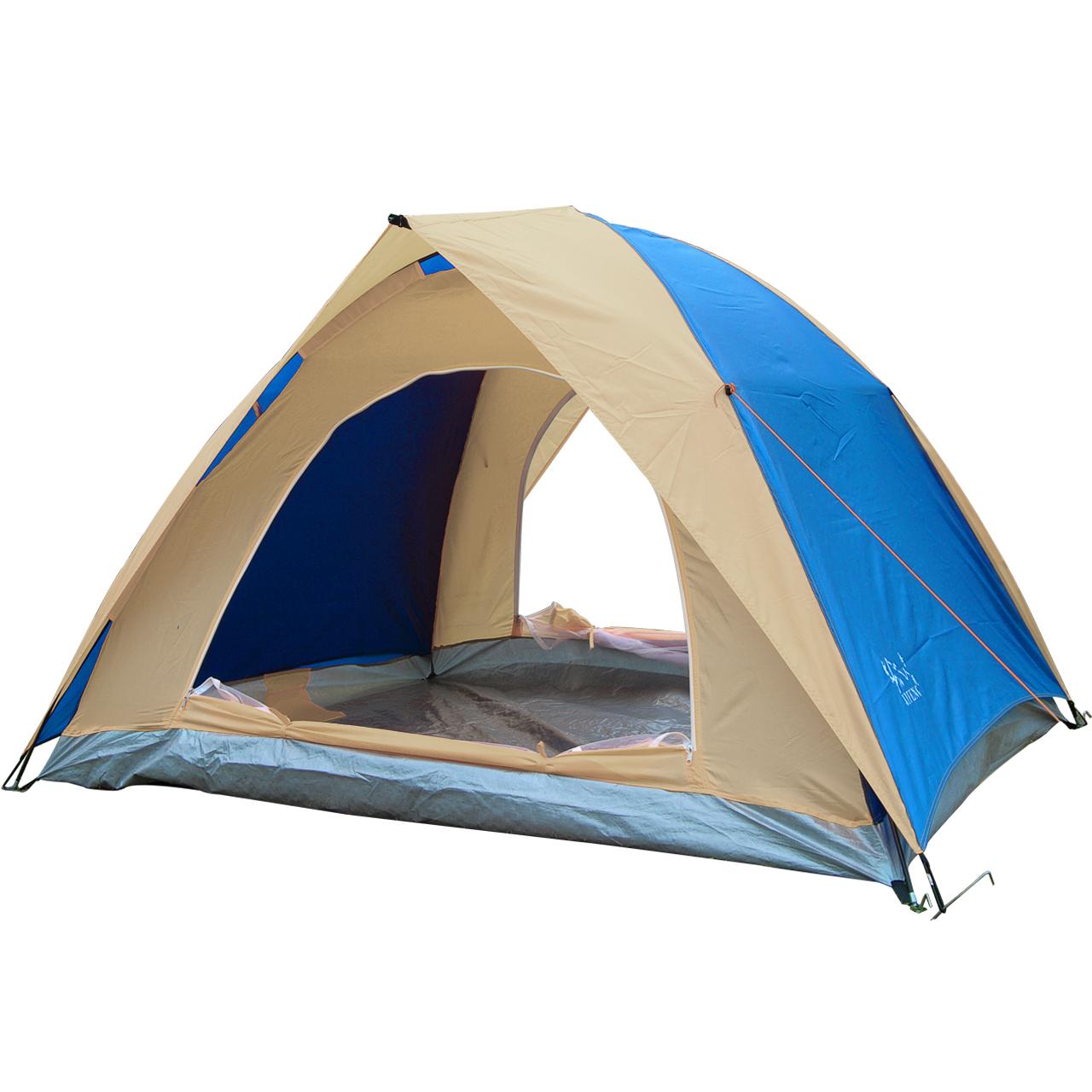 Палатки кемпинговые, горные JIFENG JF/T009 2012 JIFENG / monsoon