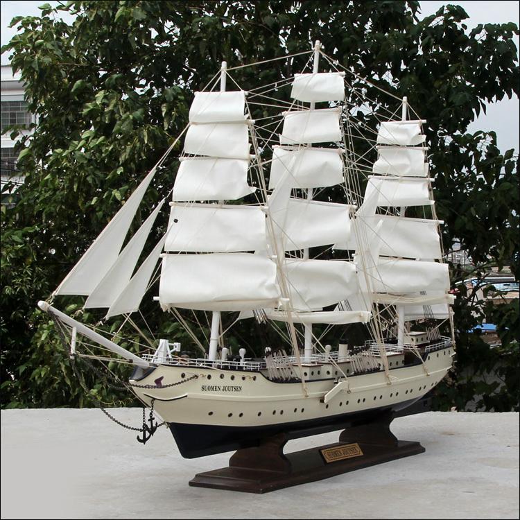 Декоративный корабль Mettle mt001/100