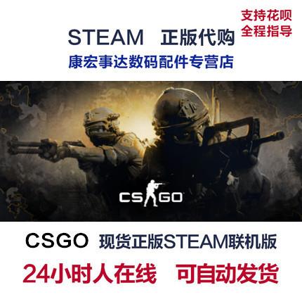 CSGO steam正版 csgo反恐精英全球攻势steam cs go cs:go pc中文