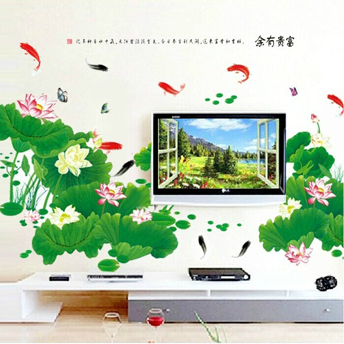 Наклейка на стену Love art wall sticker ay223
