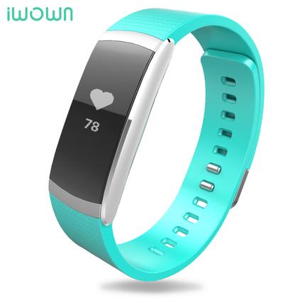 埃微防水计步智能心率手环手表