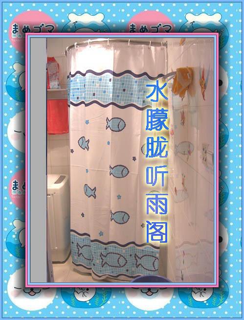 Шторы для ванной Heart of curtain 01/10