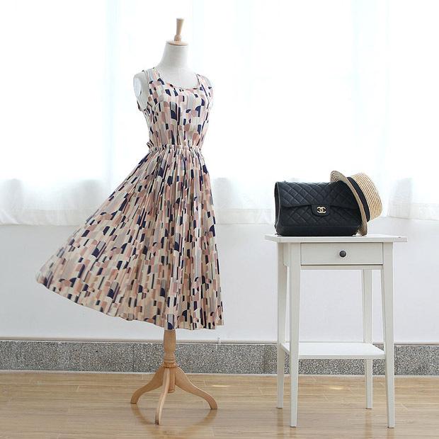 夏日清新服饰搭配图片(6)