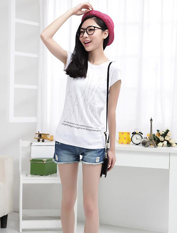 夏天公主风格时装搭配图片(8)