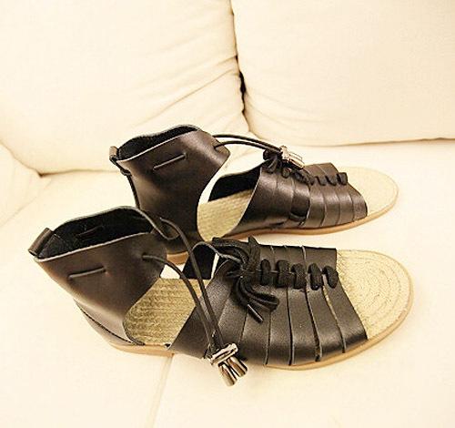 夏天鞋子男士时尚搭配图片(3)