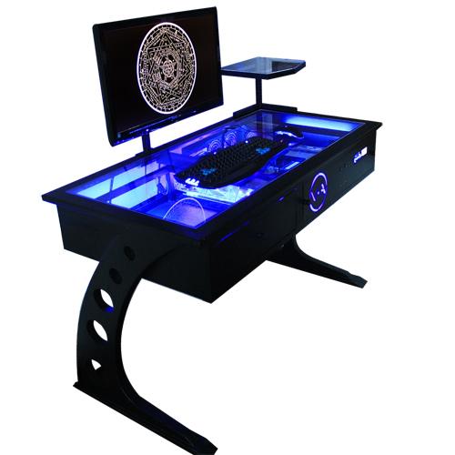 电脑酷客 一体式酷炫DIY电脑桌