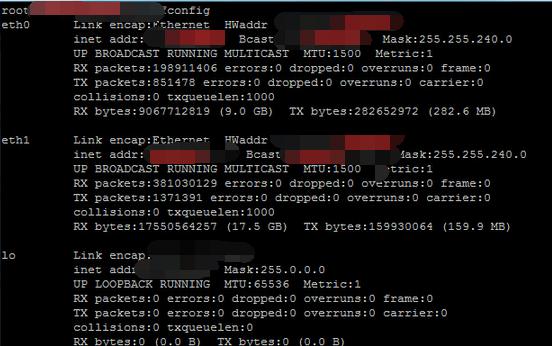 ECS服务器禁用外网网卡的方法
