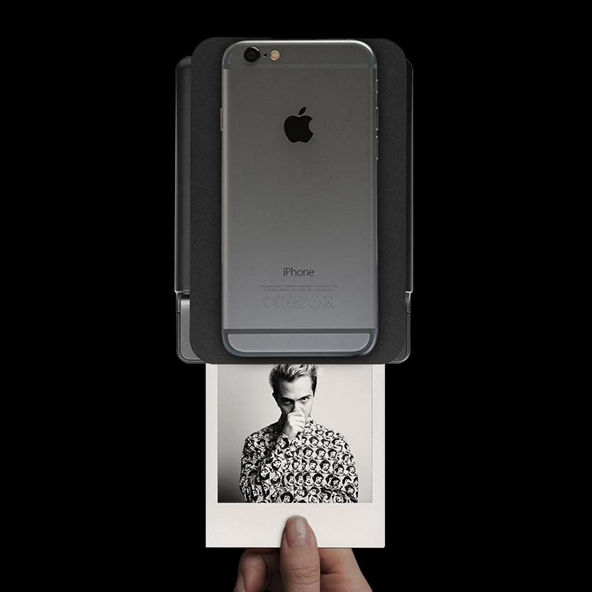 iPhone变身拍立得新奇特 一次成像影塔