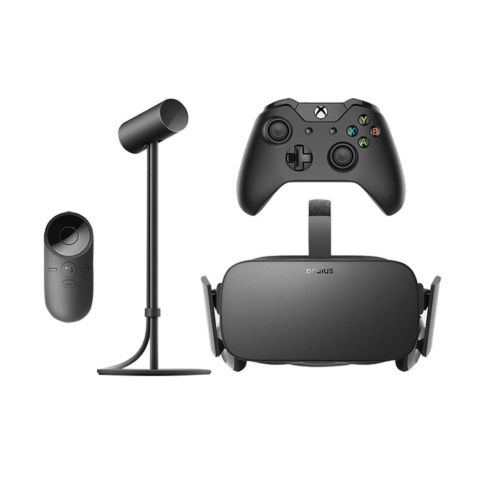 Oculus虚拟现实游戏头盔