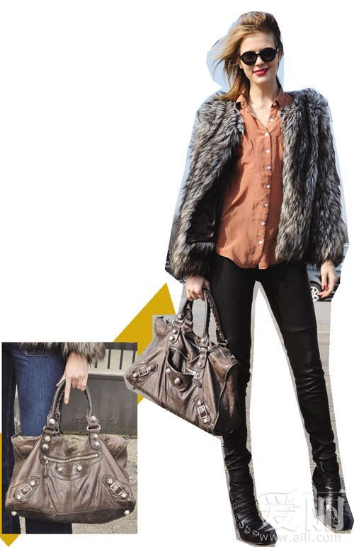 奢侈品包包回收点巴黎时装周当红明星款奢侈品大牌街包 潮流